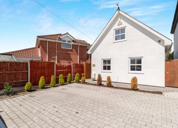 Thumbnail 3 bed detached house for sale in Little Glen Road, Glen Parva, Leicester