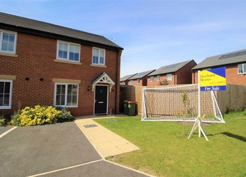 Thumbnail 3 bedroom semi-detached house for sale in Ashmore Court, Cottam, Preston