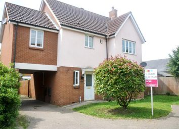 Thumbnail 4 bed property to rent in Lee Warner Road, Swaffham