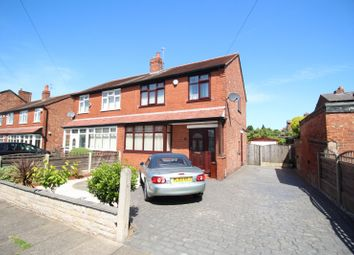 Thumbnail 3 bedroom semi-detached house for sale in Birkdale Road, Reddish, Stockport, Cheshire