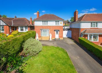 Thumbnail 4 bedroom detached house for sale in Rothwell Road, Desborough