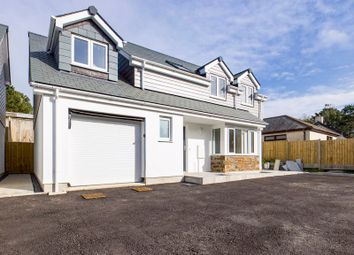 4 bed detached house for sale in Wheal Rose Caravan & Camping Park, Wheal Rose, Scorrier, Redruth TR16
