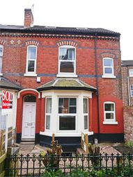 Thumbnail 5 bedroom terraced house to rent in Tudor Grove, Arboretum, Nottingham