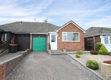 Thumbnail 3 bed semi-detached bungalow for sale in Laurel Avenue, Polesworth, Tamworth