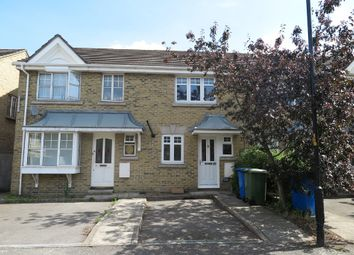 Thumbnail 2 bed terraced house to rent in Ann Moss Way, London