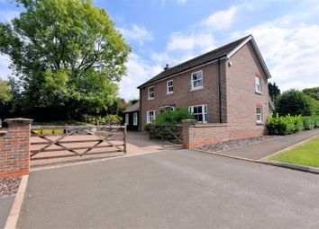 Thumbnail 4 bed detached house for sale in Winchester Road, Burghclere, Newbury
