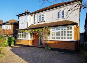 Thumbnail 5 bed detached house for sale in Myddelton Park, Whetstone, London