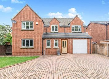 Thumbnail 4 bed detached house to rent in High Meadow, Bawtry, Doncaster