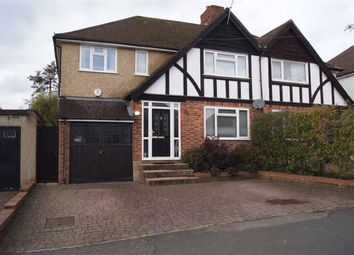 Repton Way, Croxley Green, Rickmansworth Hertfordshire WD3. 4 bed semi-detached house for sale