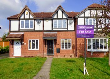 Thumbnail 2 bed terraced house for sale in Pinders Green Walk, Methley