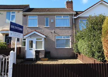 Thumbnail 3 bed terraced house for sale in Whitwell Road, Hengrove, Bristol