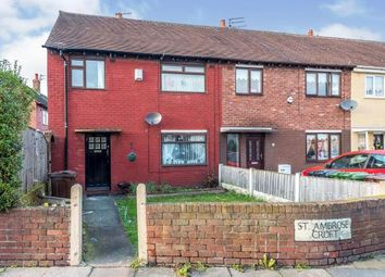 Thumbnail 3 bed end terrace house for sale in St. Ambrose Croft, Bootle, Merseyside