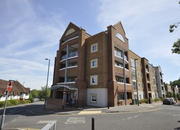 Thumbnail 1 bed flat for sale in Flambard Way, Godalming