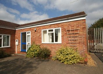 Thumbnail 1 bedroom bungalow to rent in Crown Way, Lillington, Leamington Spa