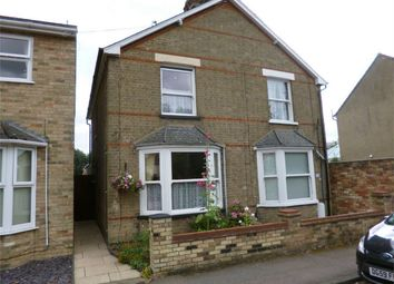 Thumbnail 2 bed semi-detached house for sale in East Street, St. Neots