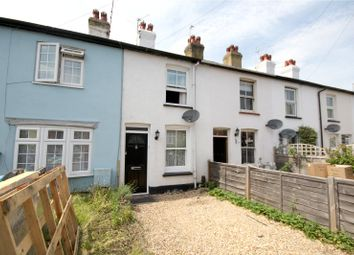 Thumbnail 2 bed terraced house to rent in Grove Road, Chertsey, Surrey