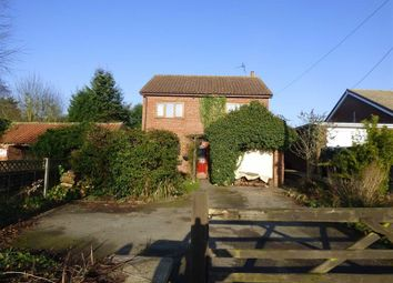 Thumbnail 4 bed property for sale in Morton Road, Laughton, Gainsborough