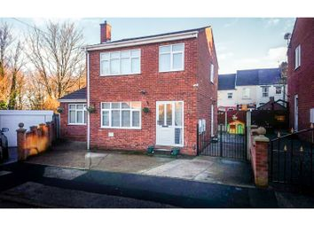 Thumbnail 3 bed detached house for sale in St. James Close, Rotherham
