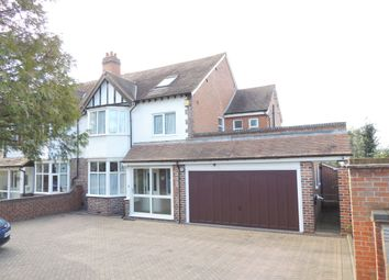 Thumbnail 5 bedroom semi-detached house for sale in Kineton Green Road, Solihull