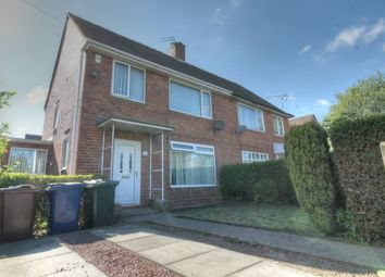 Thumbnail 3 bedroom semi-detached house for sale in Sunnyway, Blakelaw, Newcastle Upon Tyne
