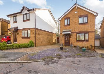Thumbnail 3 bed detached house for sale in Lords Croft, Clayton-Le-Woods, Chorley