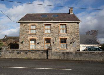 Thumbnail 5 bed detached house for sale in Parc Y Deri, Velindre, Llandysul, Carmarthenshire