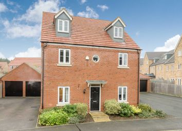 Thumbnail 5 bed detached house for sale in Keel Way, Oxley Park, Milton Keynes