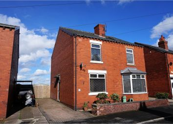 Thumbnail 2 bed semi-detached house for sale in First Avenue, Wakefield