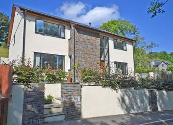 Thumbnail 4 bed detached house for sale in An Incredible, High Spec, 4 Bedroom, 3 Bathroom Property Mountain Road, Caerphilly