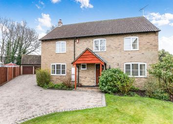 Thumbnail 4 bedroom detached house for sale in Graffham Close, Lower Earley, Reading
