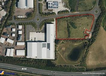 Land to let in Kempson Way, Suffolk Business Park, Bury St Edmunds, Suffolk IP33