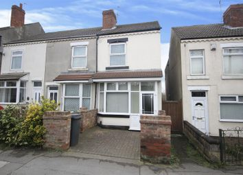 Thumbnail 3 bed end terrace house for sale in Moorbridge Lane, Stapleford, Nottingham