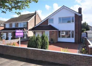 Thumbnail 3 bed detached house for sale in Chichester Road, Cleethorpes