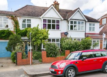 Thumbnail 4 bed semi-detached house to rent in Lowther Road, Barnes, London
