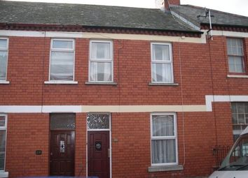 Thumbnail 3 bed terraced house to rent in Spencer Street, Cathays, Cardiff