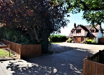 Thumbnail 4 bed detached house for sale in Tye Common Road, Billericay