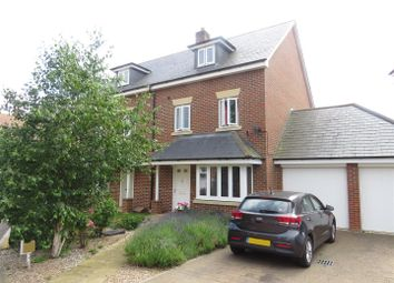 Thumbnail 3 bed semi-detached house for sale in Buckle Gardens, Hellingly, Hailsham