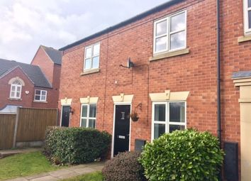 Thumbnail 2 bed terraced house for sale in Maree Walk, Belgrave, Tamworth