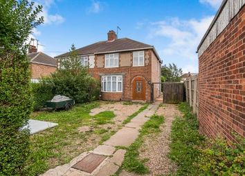 Thumbnail 3 bed semi-detached house for sale in Whittlesey Road, Stanground, Peterborough, Cambridgeshire