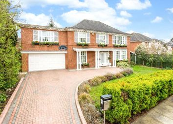 Thumbnail 5 bed detached house for sale in Dickens Close, Richmond, Surrey