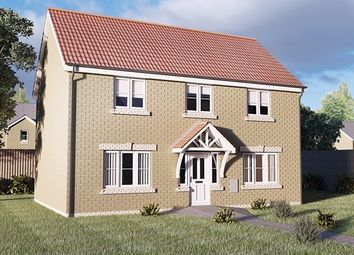 Thumbnail 4 bed detached house for sale in Nant Seren, Church Village, Pontypridd