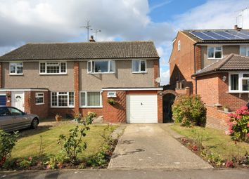 Thumbnail 3 bed semi-detached house for sale in Chichester Drive, Chelmsford