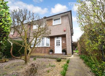 Thumbnail 3 bed semi-detached house for sale in Main Road, Sutton At Hone, Kent