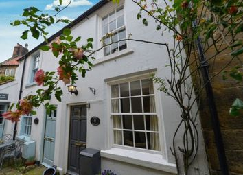 Thumbnail 2 bed terraced house for sale in Sunny Place, Robin Hoods Bay, Whitby