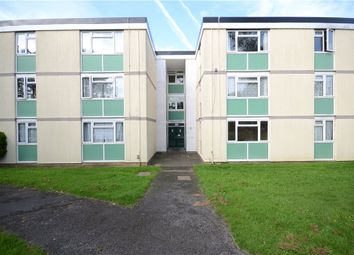 Thumbnail 2 bed flat for sale in Hambleden Court, Woodmere, Bracknell
