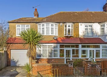 Thumbnail 4 bed end terrace house for sale in Crossway, London