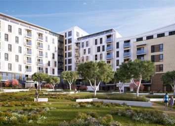 Thumbnail 2 bed flat for sale in St Luke's Square, Canning Town, London