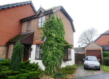 Thumbnail 1 bed end terrace house to rent in Lakers Meadow, Billingshurst