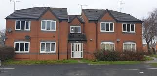 Thumbnail 1 bed flat to rent in St Michaels Mews, Tividale, Oldbury