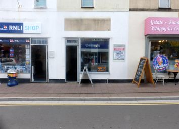 Thumbnail Retail premises for sale in High Street, Burnham-On-Sea